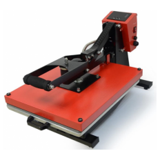 Product picture: Heat press machine with Automatic opening (sliding out)