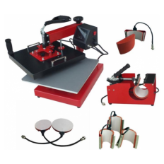 Product picture: Heat press machine for T-shirts, Cups, Hats, Plates