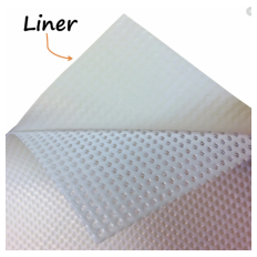 Product picture: Mesh with lining - 360g